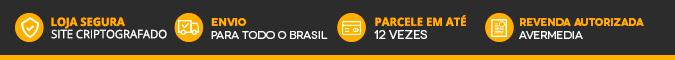Banner Vantagens AVerMedia Brasil