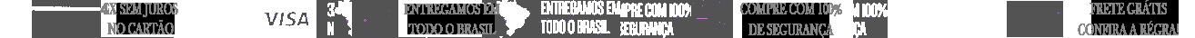 Banner tarja cartão/frete