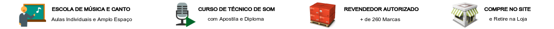 Krunner Instrumentos Musicais