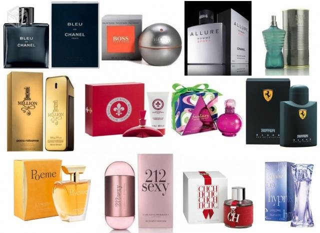 perfumes masculinos perfumes femininos