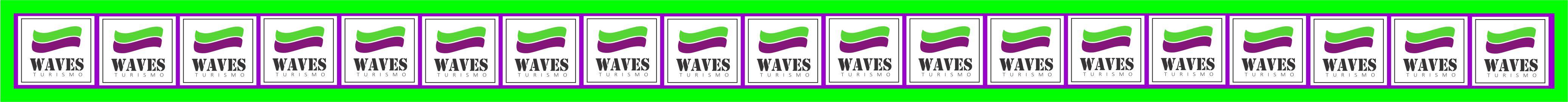 Banner Tarja Waves