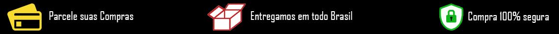 Parcele suas compras | Entregamos em Todo Brasil | Compra 100% segura