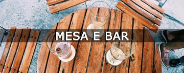 Mesa e Bar