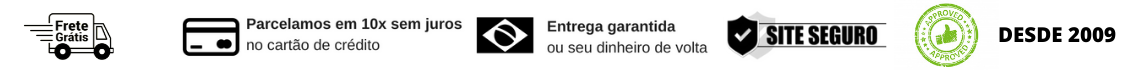 FRETE GRATIS 100
