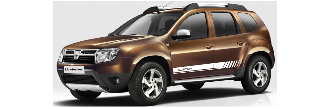 Adesivo Renault Duster DT1