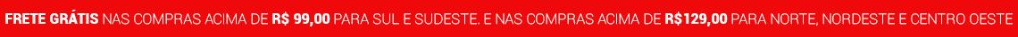 Banner Tarja Produtos