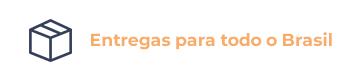 Tarja entregas p todo o Brasil - Mobile