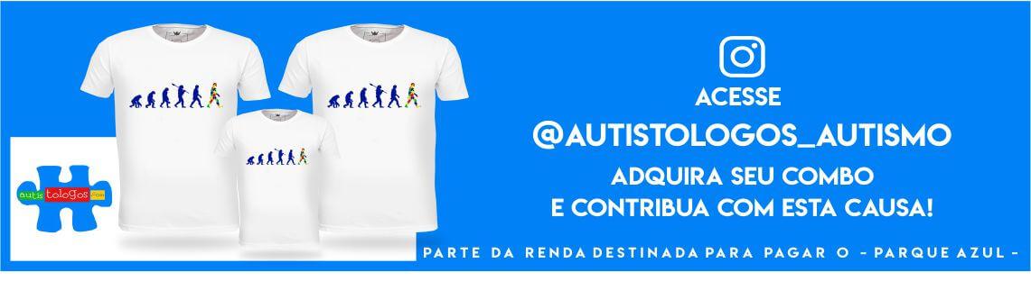 Campanha Autismo Menu