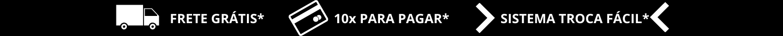 banner preto tarja