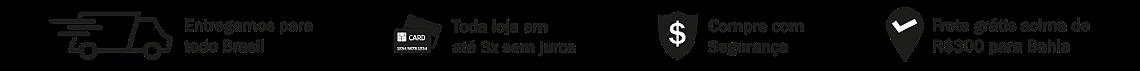 Tarja Condições
