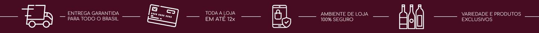 Banner pagamento e segurança