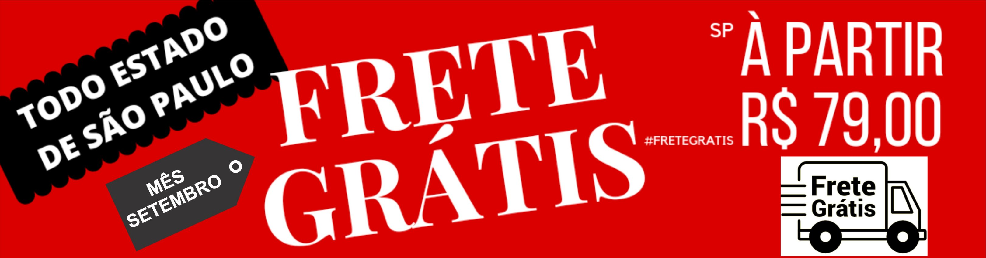 FRETE GRATIS SET