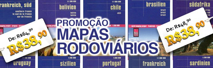 Promoção Mapas