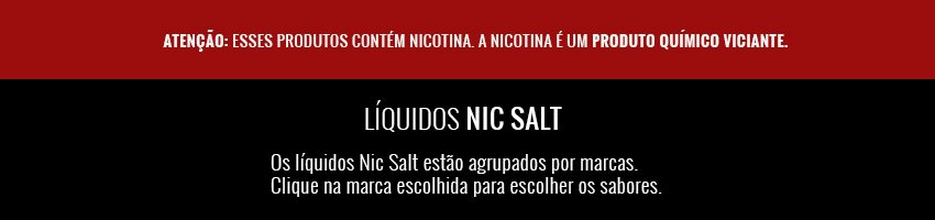 Produto (Nic Salt)