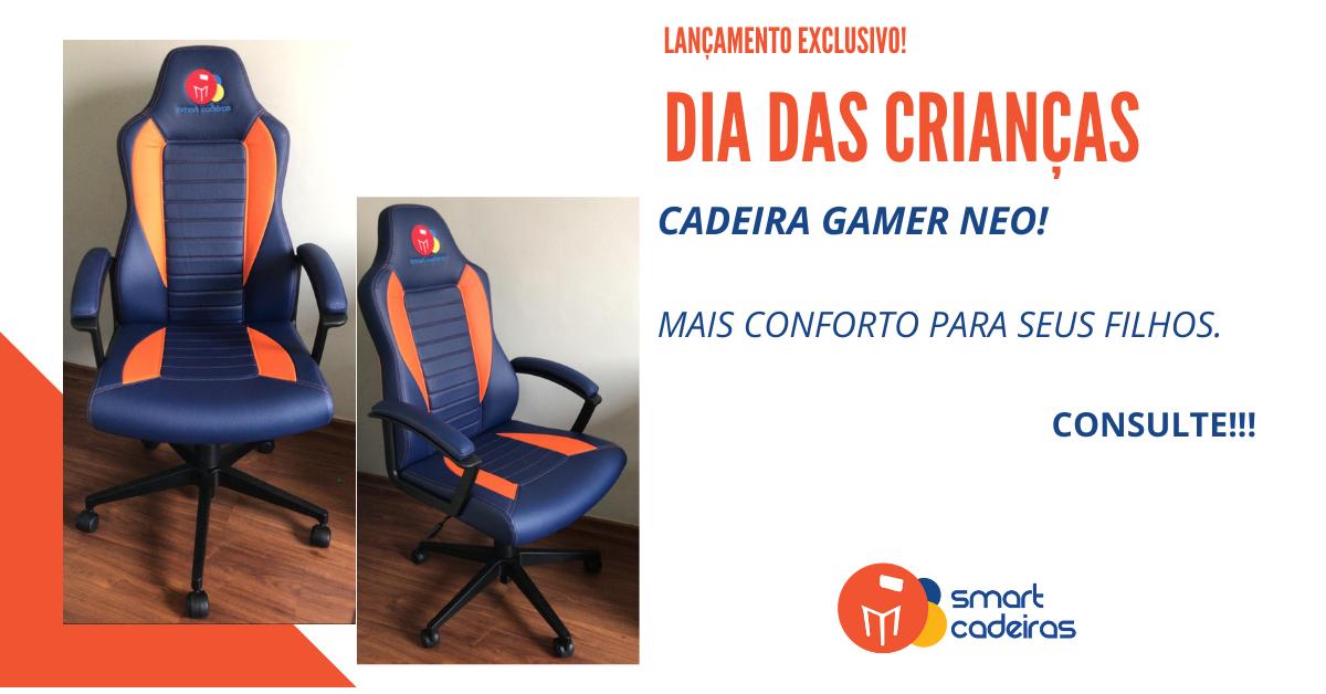Lançamento Gamer Neo