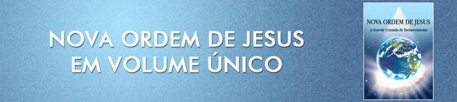Nova Ordem de Jesus - Volume Único