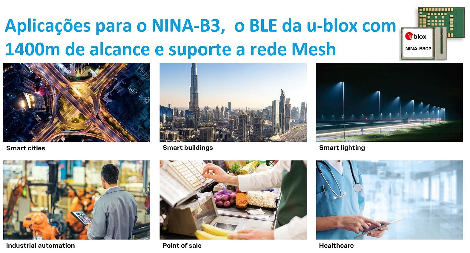 NINA-B3  aplicacoes