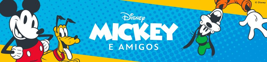 Banners topo mickey