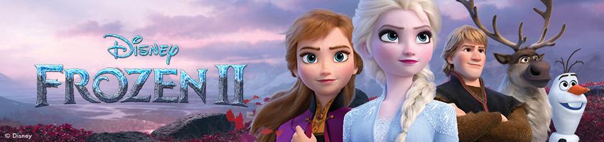 Topo Disney Frozen