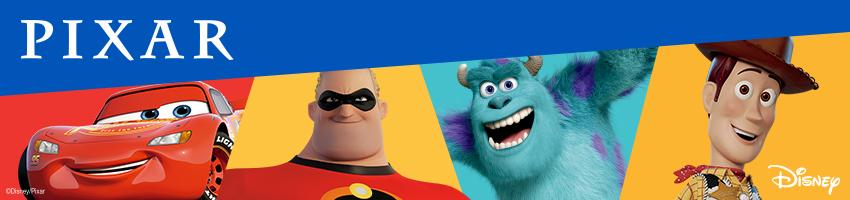 Banners topo pixar