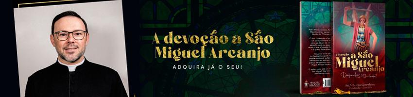 Livro a Devoção a São Miguel Arcanjo 1