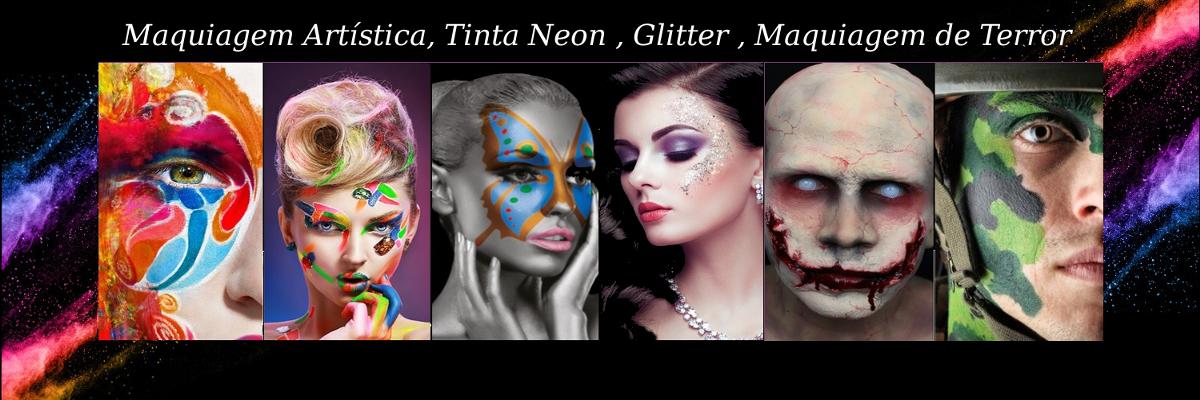Tintas e Maquiagens