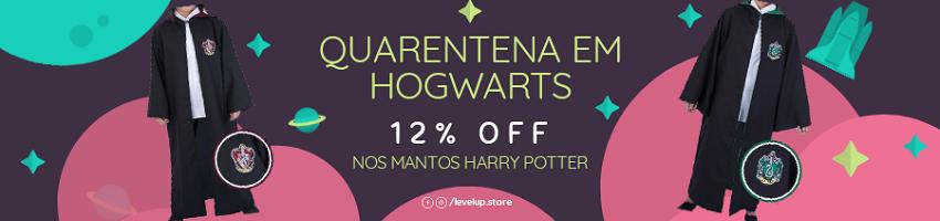 Quarentena em Hogwarts