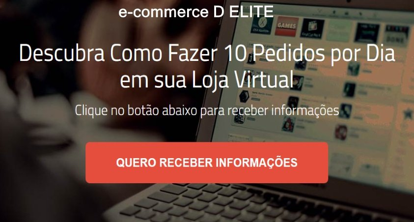Curso E-commerce D ELITE