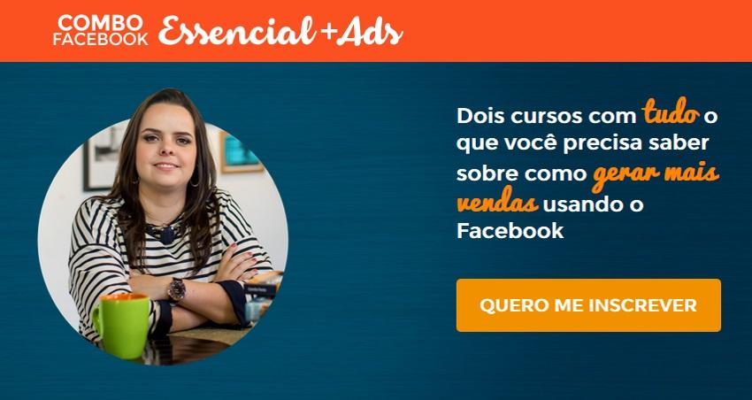 Facebook Essencial + Facebook Ads