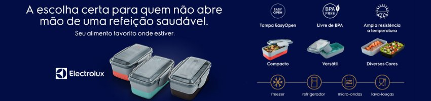 Lunch Box Electrolux