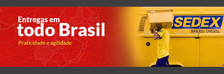 Banner Vitrine - Entrega em Todo Brasil