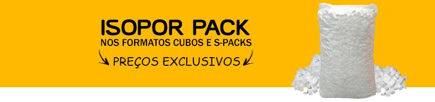 Isopor pack
