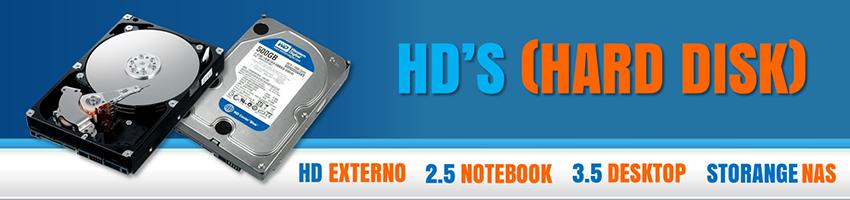 HD's (HARD DISK)