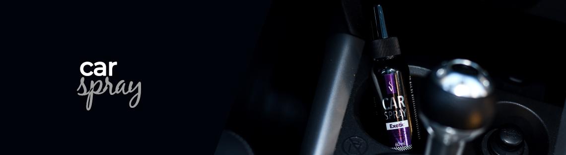 Car Spray-vitrine