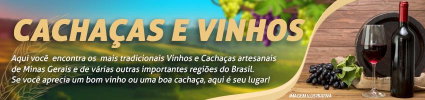 Cachaças e Vinhos