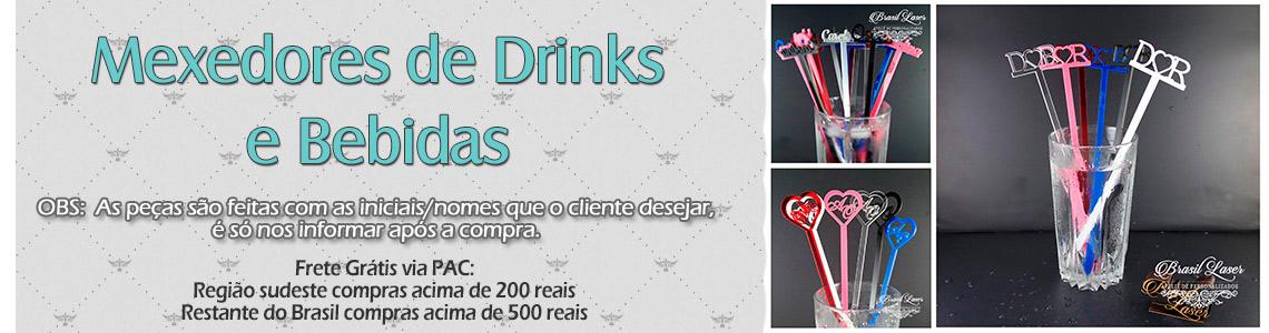 Banner Mexedores de Bebidas