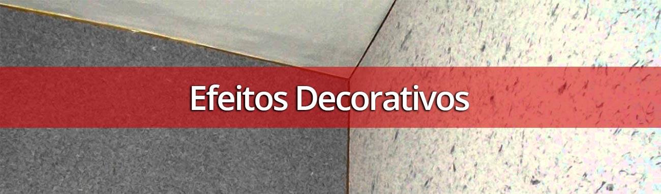 Efeitos Decorativos