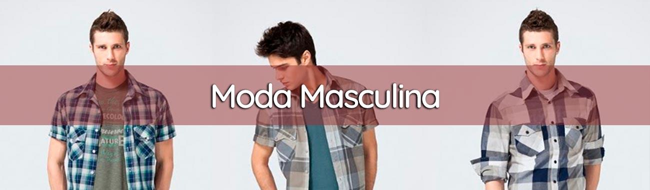 02 - Moda masculina