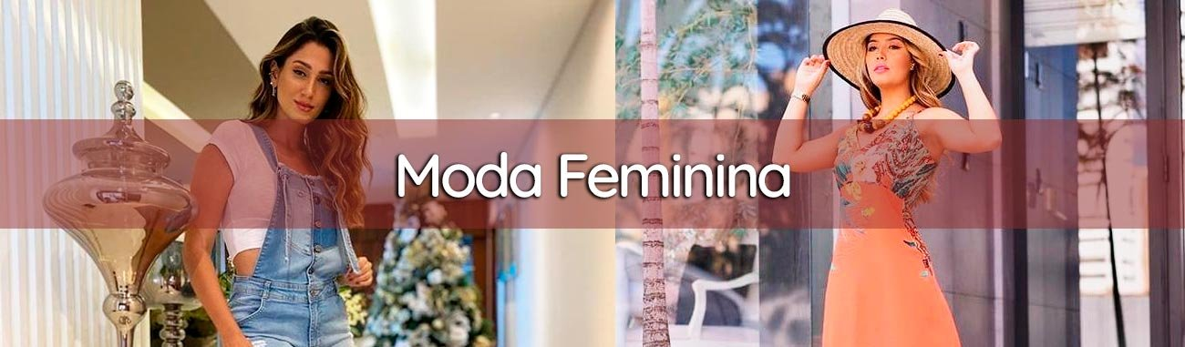 01 - Moda Feminina