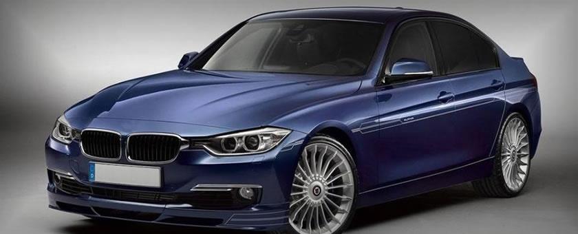 Vitrine BMW