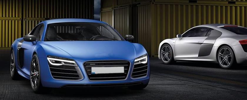 Vitrine Audi