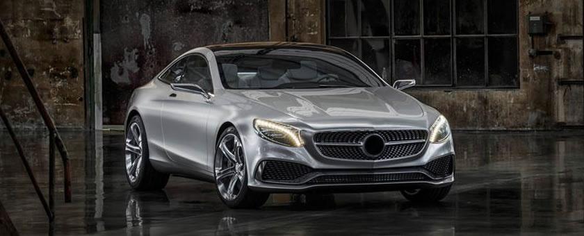 Vitrine Mercedes