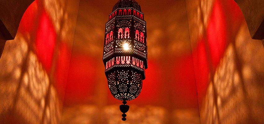 Lanternas Marrakesh -