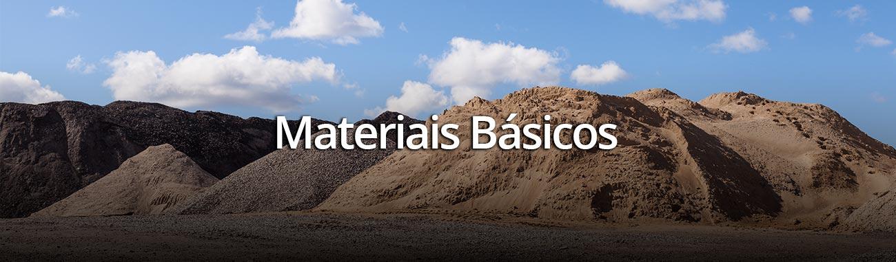 Materiais Básicos
