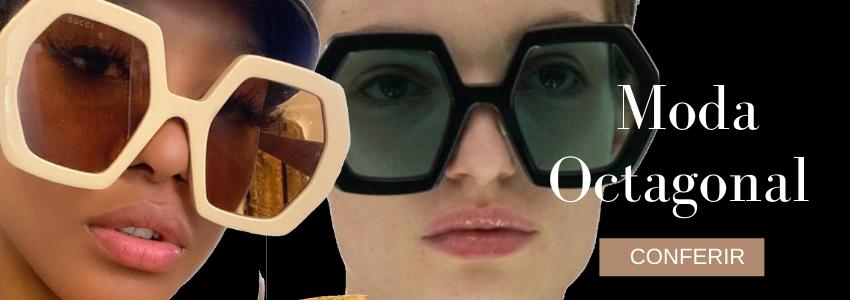 Oculos octagonal