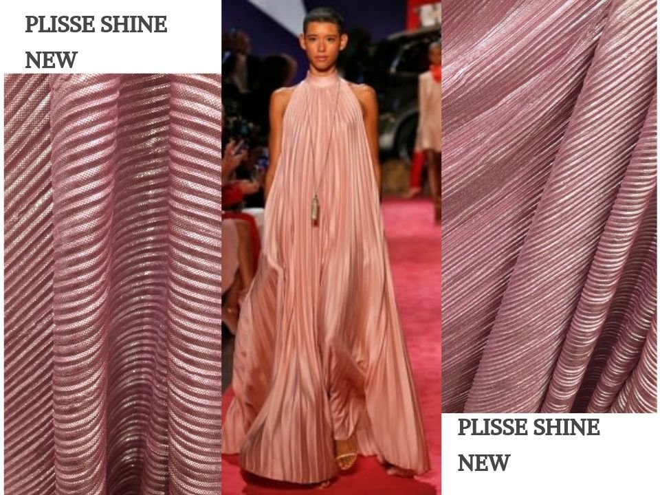 Plisse Shine New