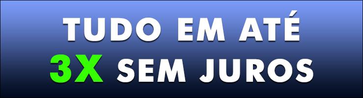 3X SEM JUROS - 850X200