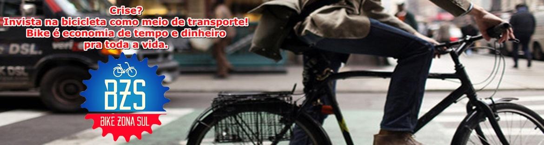 Crise? Vá de bike! Bike Zona Sul Shop