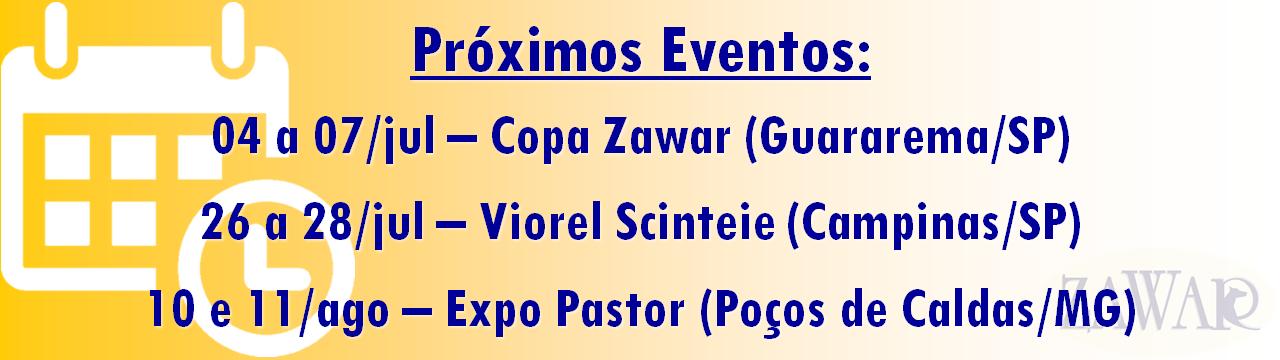 Próximos Eventos