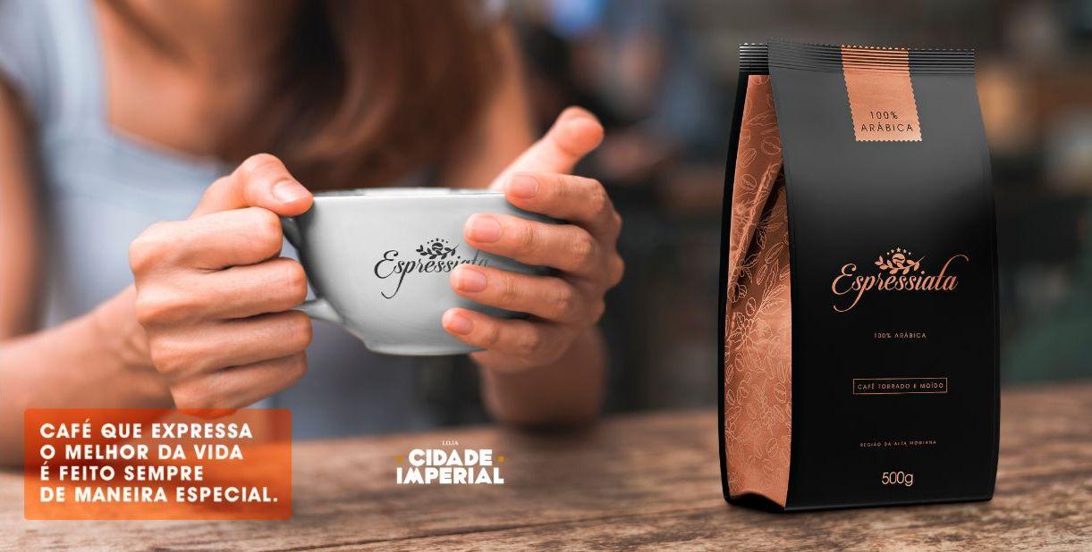 CAFÉ ESPRESSIATA NOVO
